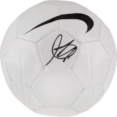 a829ab11eac0e Eric Dier England Autographed White Nike Soccer Ball - ICONS Nike Soccer  Ball