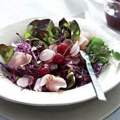Taste Mag | Red slaw with pickled berries @ http://taste.co.za/recipes/red-slaw-with-pickled-berries/