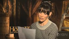 The Stars of The Hobbit Read The Ballad of Bilbo Baggins - Benedict seems to do it in character as Leonard Nimoy