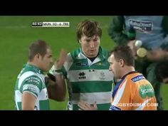 Referee Nigel Owens tells off Tobias Botes - 'This is not Soccer' Soccer Gifs, Play Soccer, Nz All Blacks, Rugby Training, Sports Clips, Divorce Lawyers, Referee, Sports Logo, Olympic Games