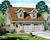 Garage plan 30030 cape cod cottage country farmhouse saltbox plan with 687 Garage Apartment Plans, Garage Apartments, Garage Plans, Shed Plans, Garage Loft, Garage House, Car Garage, Carriage House Plans, Cape Cod Cottage