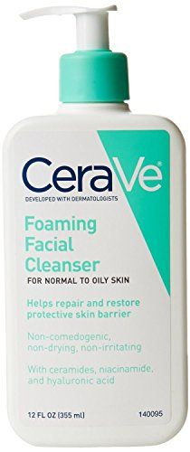 CeraVe Foaming Facial Cleanser 12 Ounce Pack of 2 -- Details can be found by clicking on the image.