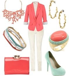 """""""It's Summer Somewhere."""" by prettywildthing on Polyvore"""