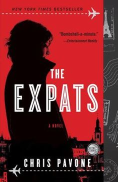 The Expats/Chris Pavone/Fountain Bookstore