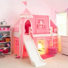 Princess bed. How fast would this get torn up?