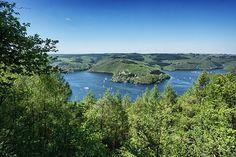Wandern im Nationalpark Eifel. #rurstausee #wandern #nature #germany