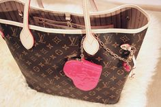Louis Vuitton Neverfull <3