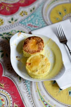 Make Starbucks Sous Vide Egg Bites at home with this copycat recipe. This recipe is low carb and diabetic friendly.