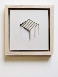 Creative Geometric, Les, Graphiquants, Geometry, and Abstract image ideas & inspiration on Designspiration Fine Paper, Paper Art, Paper Crafts, Geometric Designs, Geometric Art, Paper Installation, Coin Design, Pattern Design, Trophy Design