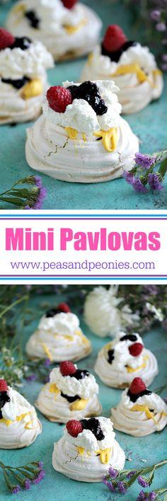 Mini Pavlovas PIN