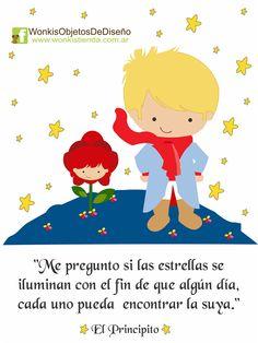 El Principito: Láminas con Frases http://www.wonkis.com.ar/2013/11/el-principito-laminas-con-frases/
