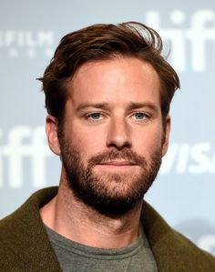 Armie Hammer at the Call Me By Your Name photocall during the 2017 Toronto International Film Festival (TIFF), on September 8th. Pictures: GI