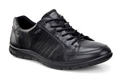 Ecco ladies shoes - Ecco Babett Ladies Waterproof Lace Up Casual Shoe #Womens #Ladies #Black #Leather #Waterproof #Shoes #Trainer #Sneaker #Lace Size 37, 38, 39, 40, 41, 42 Ecco Shoes Online http://www.robineltshoes.co.uk/store/search/brand/Ecco-Ladies/