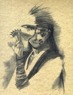 Araya, Blade of the immortal, Hiroaki Samura