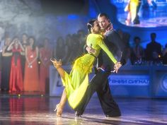 Sergey and Melia Kremlin Cup 2012