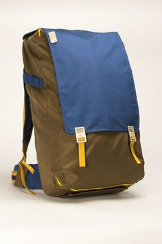 WOODPACKER™ - THE BACKPACK on Behance