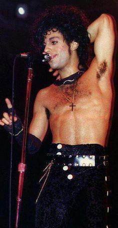Classic Prince | 1984/85 Purple Rain Tour Darling Nikki!