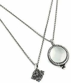 Lucky Brand Double-Pendant Necklace on shopstyle.com