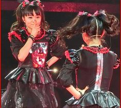 "❤We Are The One Babymetal ❤ on Instagram: ""#babymetal #yuimetal #mizunoyui #moametal #kikuchimoa #moakikuchi"""
