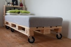 bed by Laura Paulauskaite, via Behance