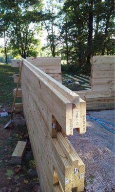Incroyables matériaux qui permettent de construire du solide!