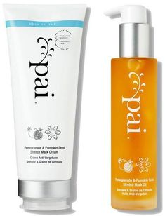 Petit Pai Petit Pai Pomegranate Pumpkin Seed Stretch Mark System