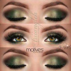 Hazel Eye Makeup, Dramatic Eye Makeup, Eye Makeup Tips, Eyeshadow Makeup, Makeup Ideas, Makeup Brushes, Makeup Products, Makeup Guide, Makeup Hacks