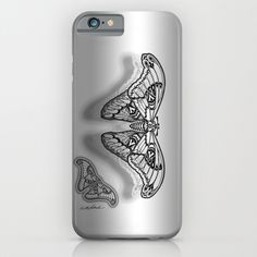 Buy Taking Flight by Vikki Salmela as a high quality iPhone & iPod Case. Worldwide shipping available at Society6.com. Just one of millions of products…#new #black #white #grey #silver #deco #butterfly #art on #tech #iPhone #iPod #phone #case for #her #gift #office #home by Polka Dot Studio.