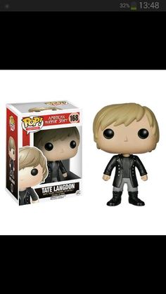 American horror story pop doll- Tate Langdon, love this so much omg