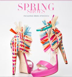 Brian Atwood Spring Line