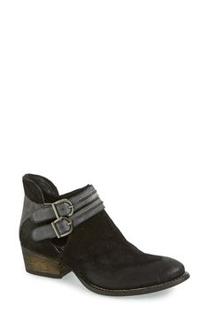 Free shipping and returns on Rebels 'Calista' Ankle Boot (Women) at Nordstrom.com. Contrasting buckle straps and breezy side cutouts enhance the contemporary Western style of a ruggedly distressed ankle boot.