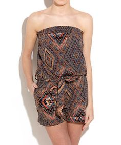 Free delivery available today - Shop the latest trends with New Look's range of women's, men's and teen fashion. Playsuits, Jumpsuits, Printed Jumpsuit, Tribal Prints, Teen Fashion, Boho Shorts, New Look, Latest Trends, Overalls