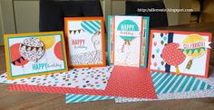 all i create: Celebrate Today Card Class...