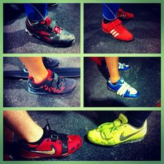 Weightlifting Shoes Which One?