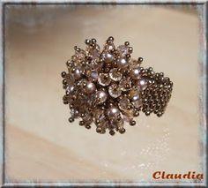 Pattern bijoux: Anello Hystrix