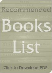 Wayne's Recommended Books for Boys - PDF