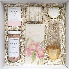 Teak & Twine | Custom Gift Box Bridesmaid gifts for The Knot Dream wedding 2015