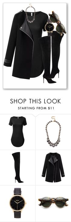 """""""Untitled #254"""" by dreamer3108 on Polyvore featuring ALDO, Gianvito Rossi, Nixon and fab"""