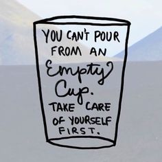 Image result for keep your glass full so you can help others
