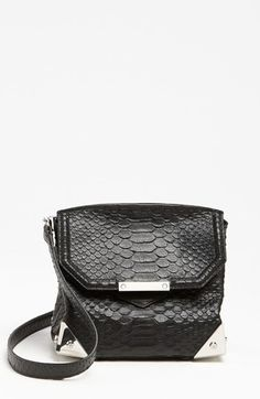 Alexander Wang 'Marion - Prisma' Python Embossed Leather Crossbody Bag available at  Nordstrom $750.00