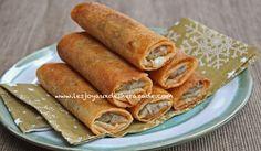 Bricks+au+foie+de+volaille+au+poulet,+recette+pour+ramadan