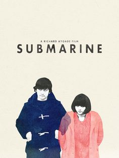 "Submarine - Movie Poster - Inspiration for the ""Follow the Leader"" Crowdstorm with Deutsche Bank: your pitch short film ideas that will accelerate digital innovation at the company: www.bit.ly/dbleaderpin"