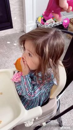 Toddler Hair Dos, Easy Toddler Hairstyles, Easy Little Girl Hairstyles, Lil Girl Hairstyles, Cute Hairstyles For Toddlers, Girl Hair Dos, Styling Baby Girl Hair, Baby Hair Dos, Short Hair For Kids