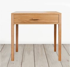 Olive Nightstand by Neustadt Studio Oak nightstand Easy Wood Projects, City Furniture, Furniture Accessories, Minimal Nightstand, Cheap Furniture, Oak Nightstand, Cheap Patio Furniture, Nightstand, Oak