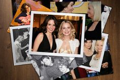 The Updated History of Tina Fey and Amy Poehler's Best Friendship