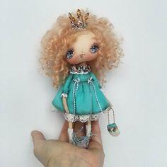 Маленькая принцесска 18 см . Всем привееет !)♥…