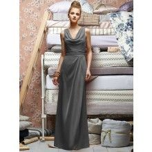 TYAD1171 Crinkle Chiffon Sleeveless, cowl neck, Long Evening Dresses  - $100.00