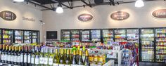 "Divine Interior Designs: High-end Convenient Store Designs. ""IM Mart""    www.divineinteriordesigns.com"