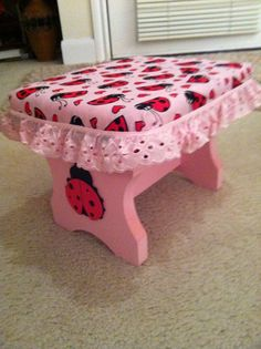 Personalized Children Stools. Special Request by YouCallitsCrafts, $49.00