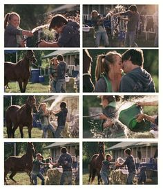 Love Ty and Amy season 6 Heartland Season 4, Heartland Episodes, Amy And Ty Heartland, Heartland Quotes, Heartland Ranch, Heartland Tv Show, Best Tv Shows, Best Shows Ever, Favorite Tv Shows